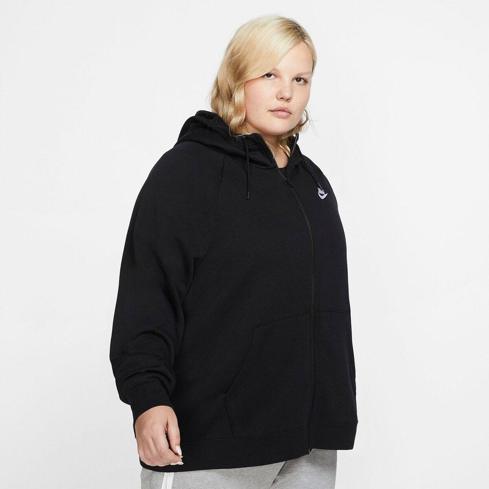 Sweat zippé à capuche - Nike - Modalova