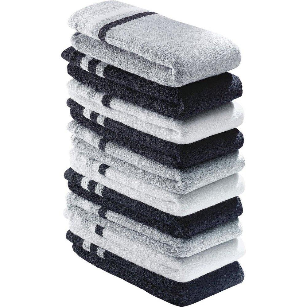 Lot de 10 paires de chaussettes - LA REDOUTE COLLECTIONS - Modalova