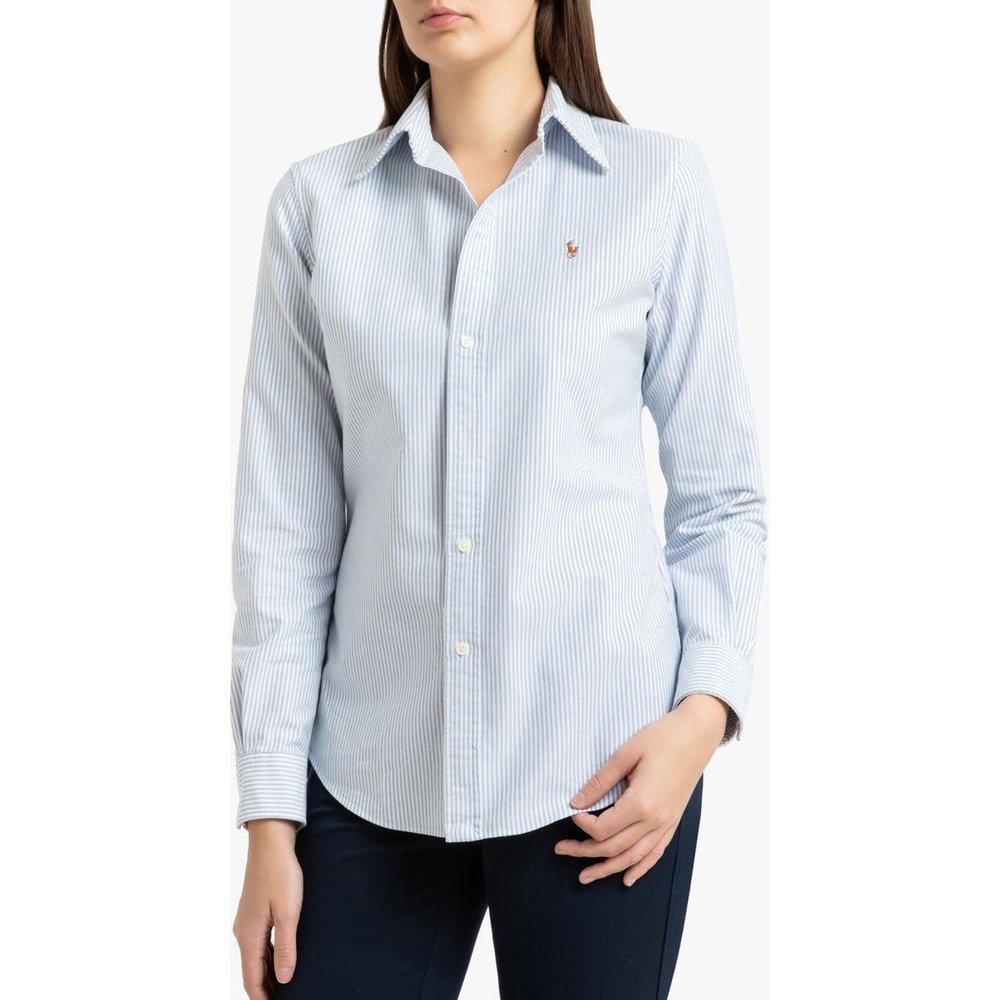 Chemise rayée à manches longues - Polo Ralph Lauren - Modalova
