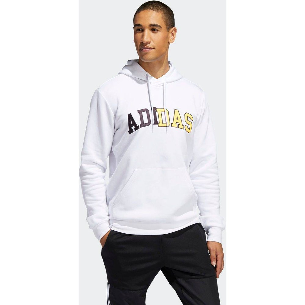 Sweat-shirt à capuche Collegiate Clash Graphic - adidas performance - Modalova