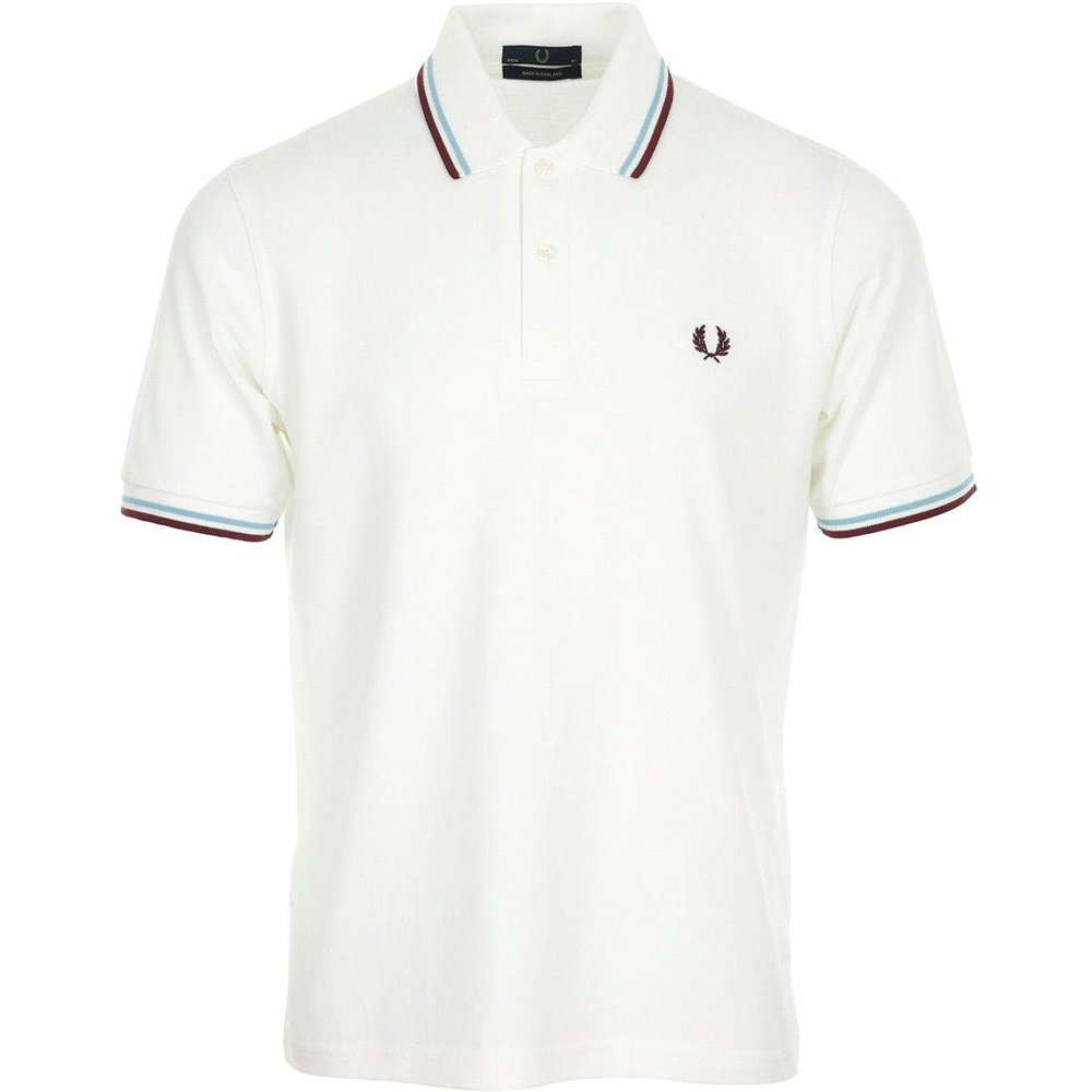 Polo Twin Tipped Shirt Made In England - Fred Perry - Modalova
