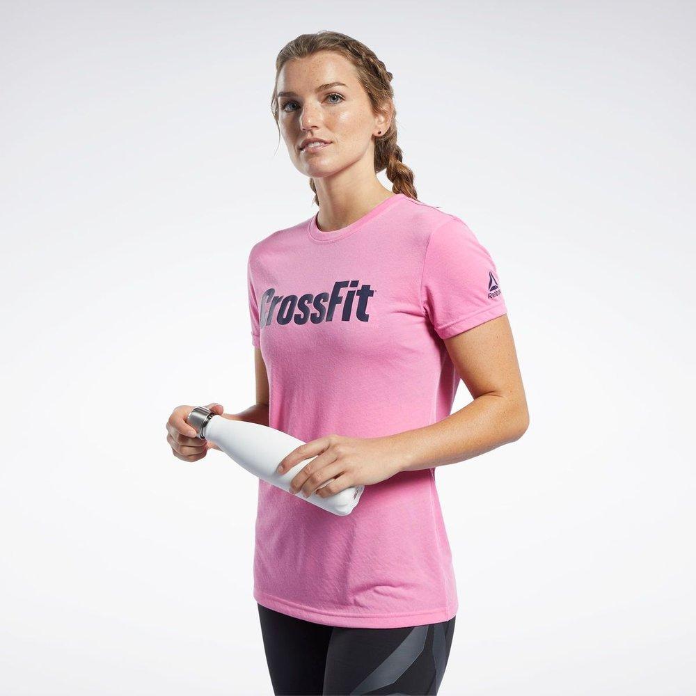 T-shirt Reebok CrossFit® - REEBOK SPORT - Modalova