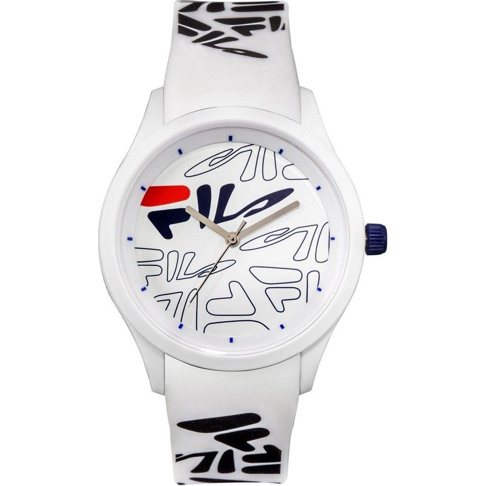 Montre analogique bracelet silicone Mindblower - Fila - Modalova