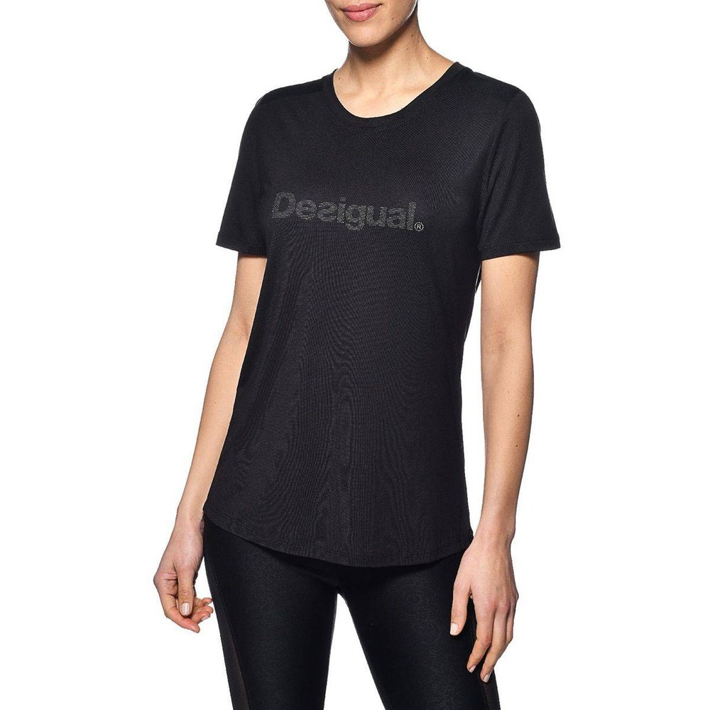 Tee Shirt Essentials Tee 19SOTK27 - Desigual - Modalova
