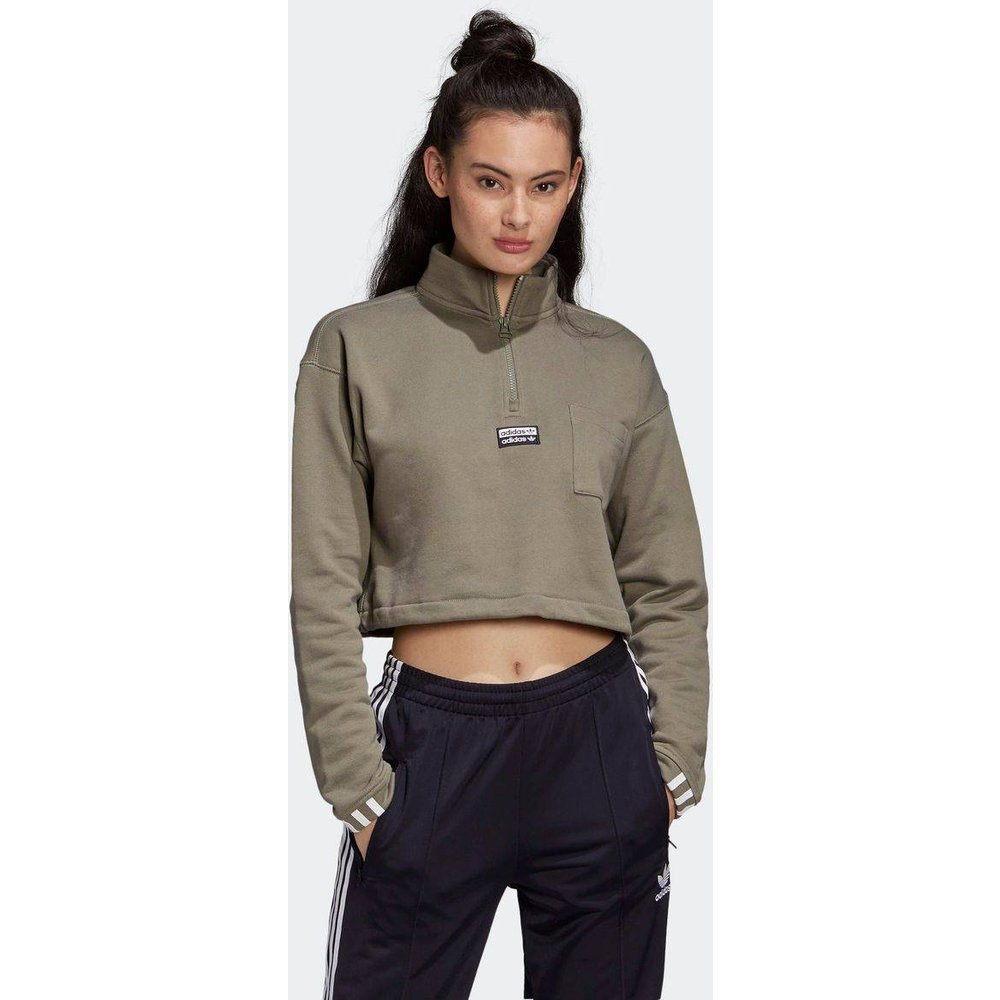 Sweat-shirt Cropped - adidas Originals - Modalova