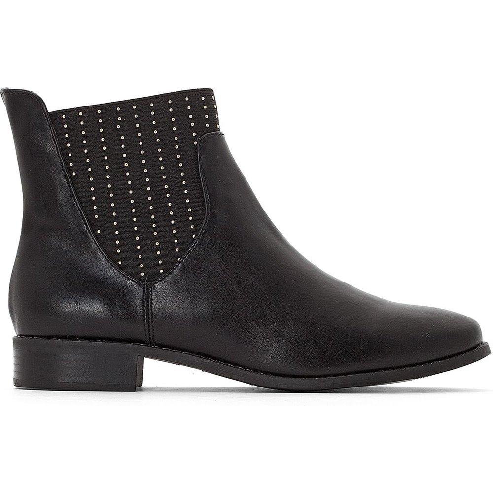 Boots chelsea détails clous - LA REDOUTE COLLECTIONS - Modalova