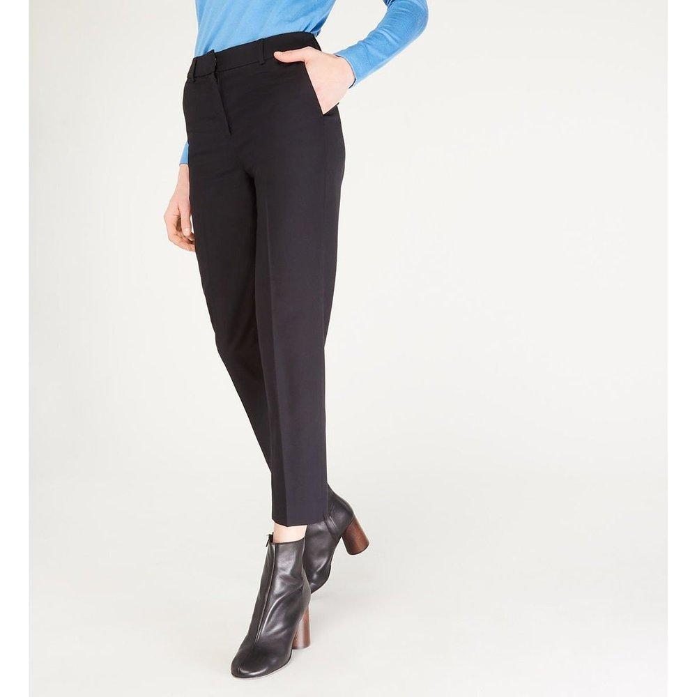 Pantalon Droit Ewan Style Costume - GALERIES LAFAYETTE - Modalova