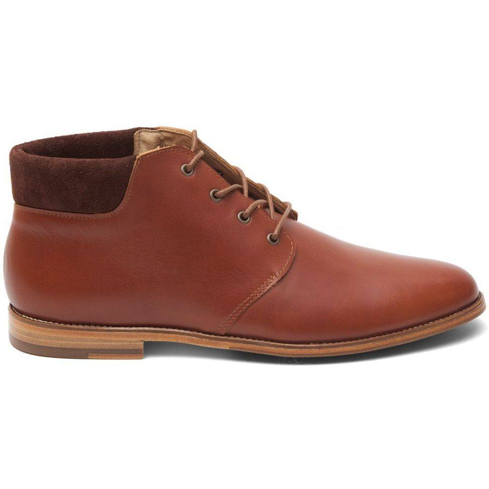 Boots cuir Gaultier - M. MOUSTACHE - Modalova