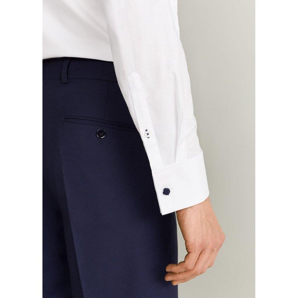 Chemise Tailored regular fit en coton - mango man - Modalova