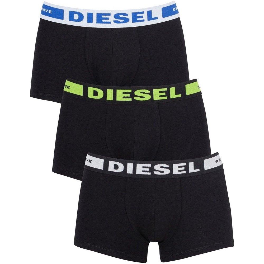 Pack de 3 boxers en coton Kory - Diesel - Modalova