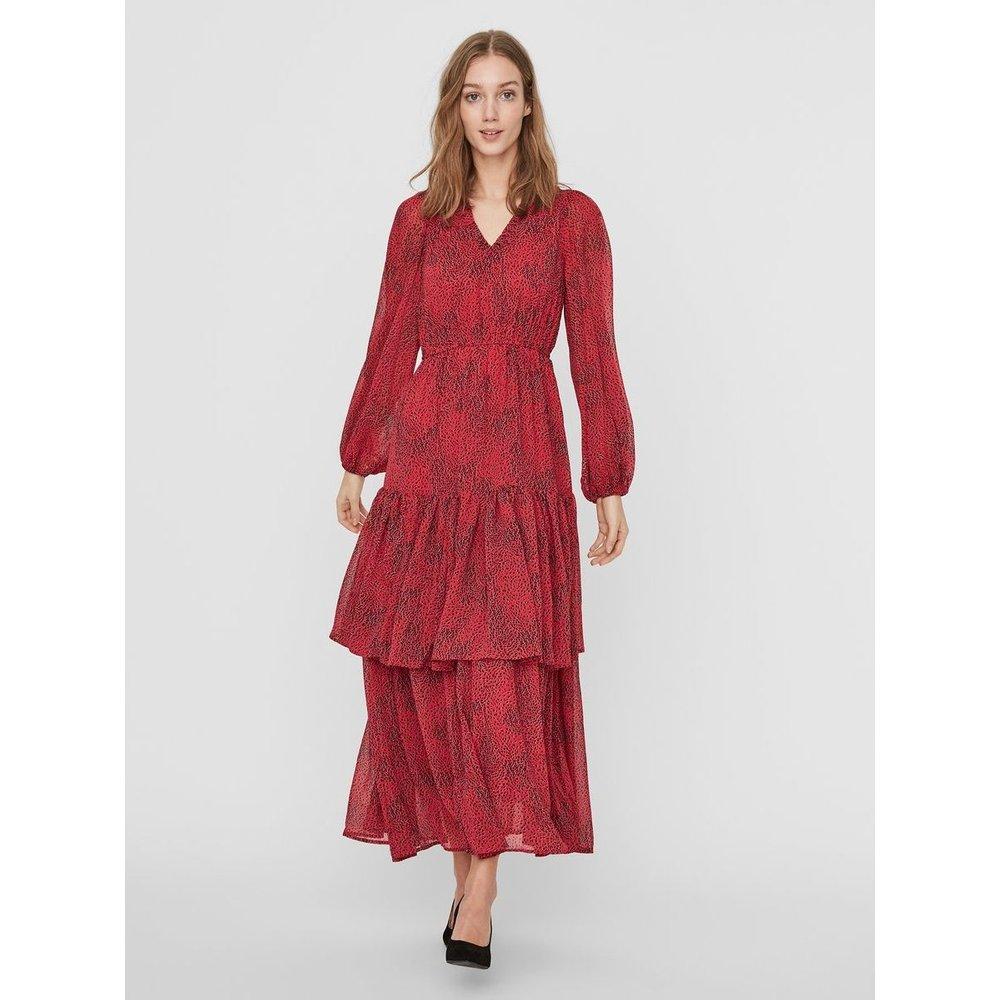 Robe Longue - Vero Moda - Modalova