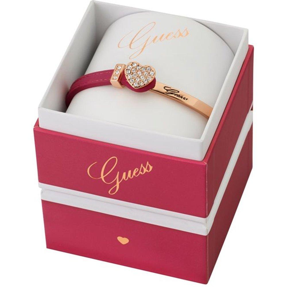 Bracelet en Cuir - Guess - Modalova