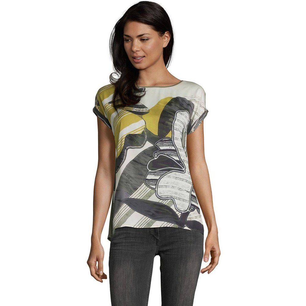 T-shirt façon blouse - Betty Barclay - Modalova