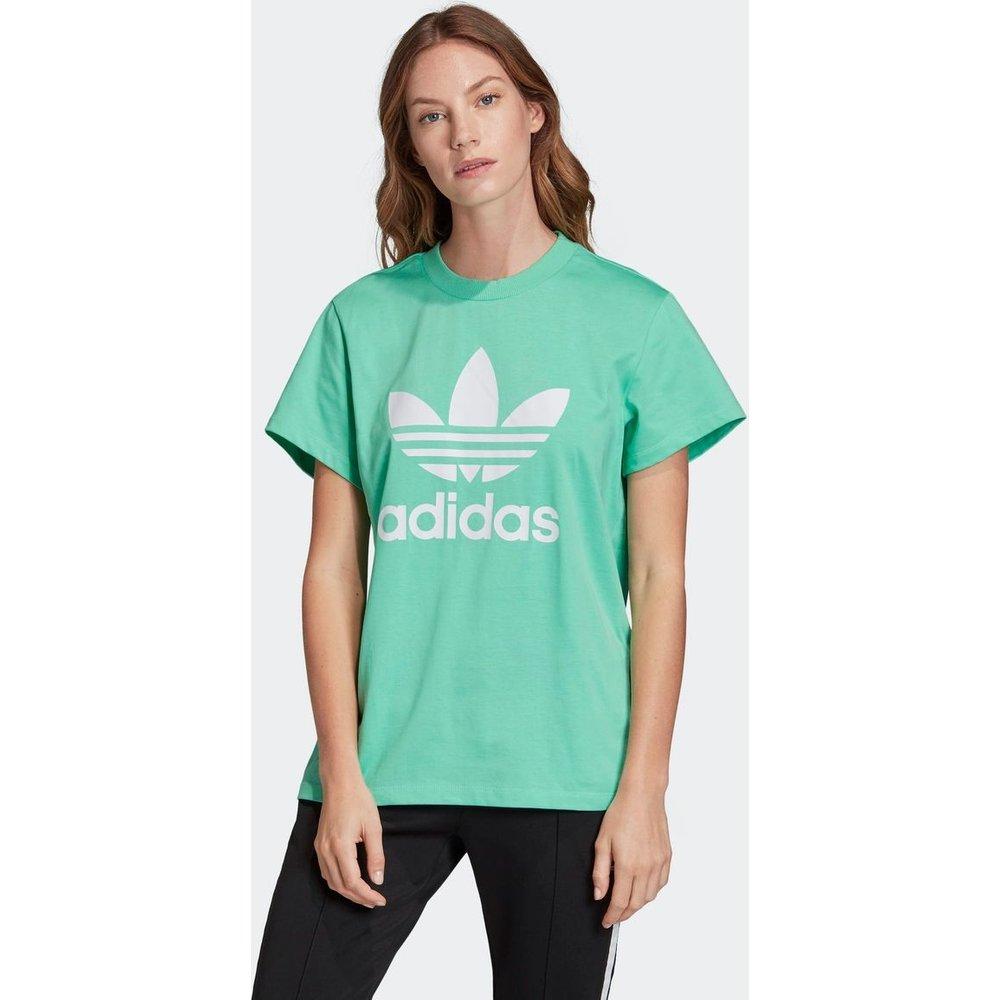 T-shirt Boyfriend Trefoil - adidas Originals - Modalova