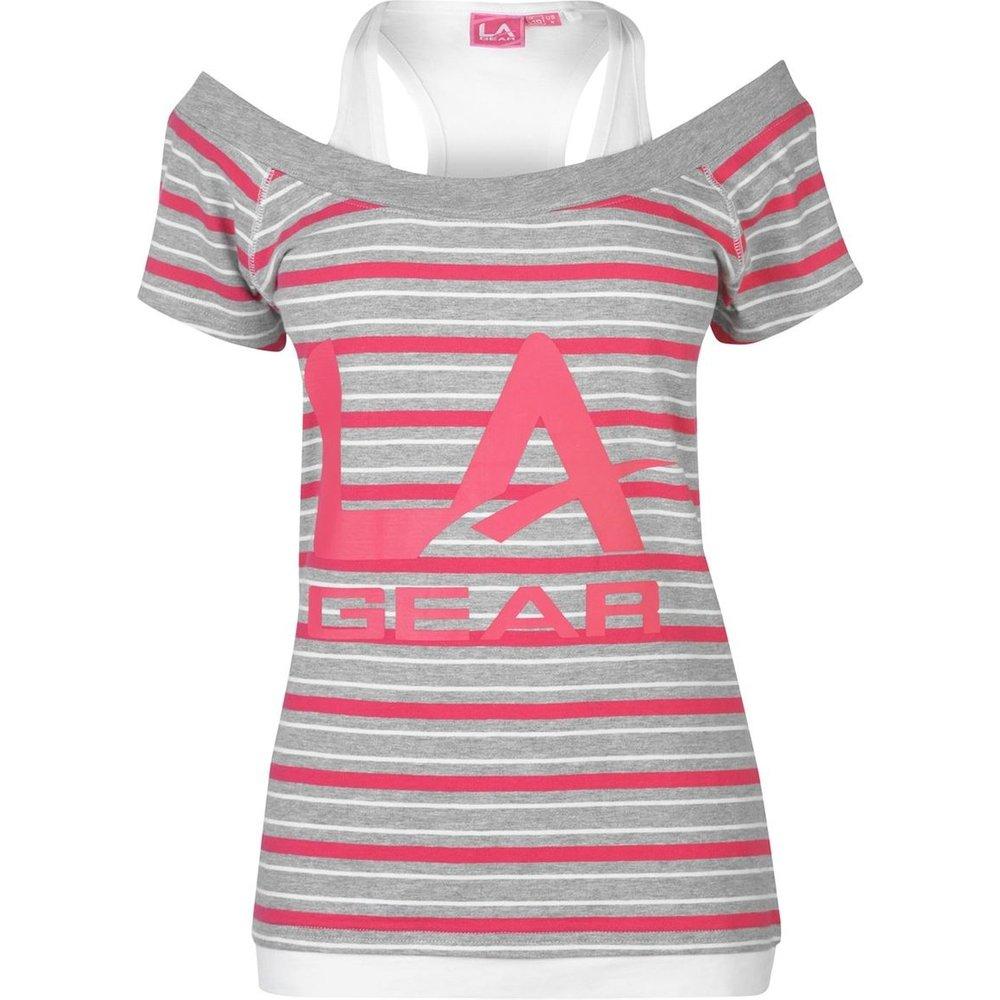 T-shirt manche courte - LA GEAR - Modalova