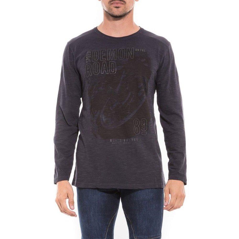 T-shirt Manches Longues Col Rond Jaleo - RITCHIE - Modalova