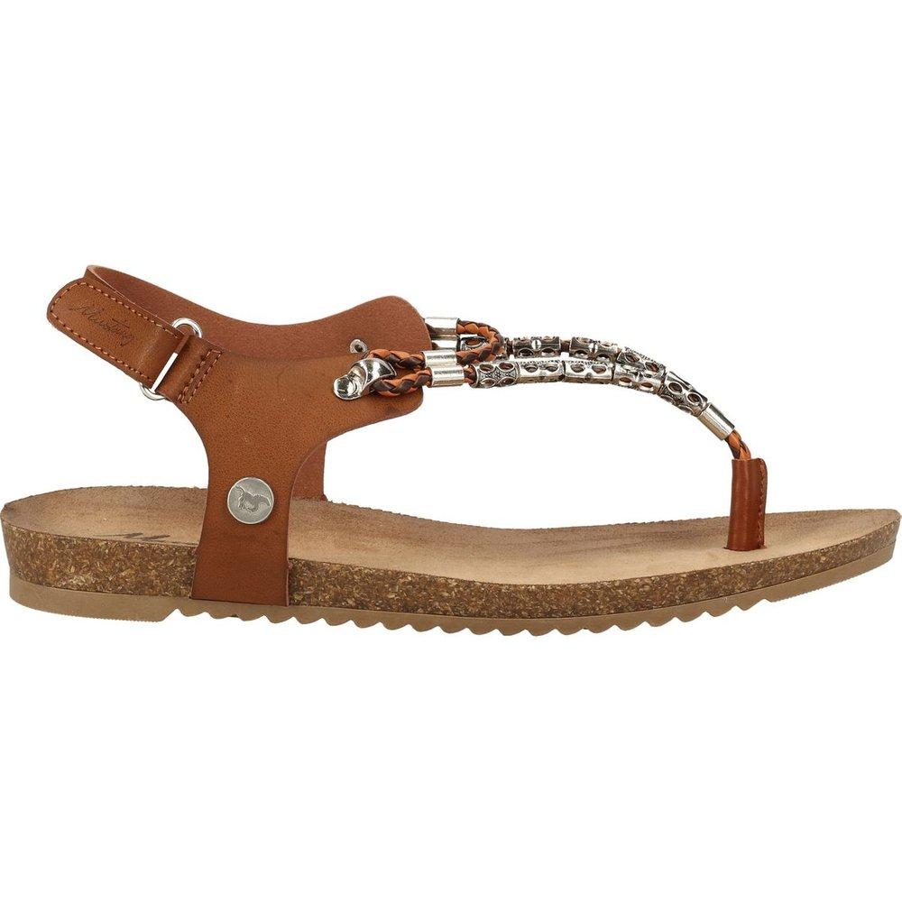 Sandales Imitation cuir - mustang - Modalova