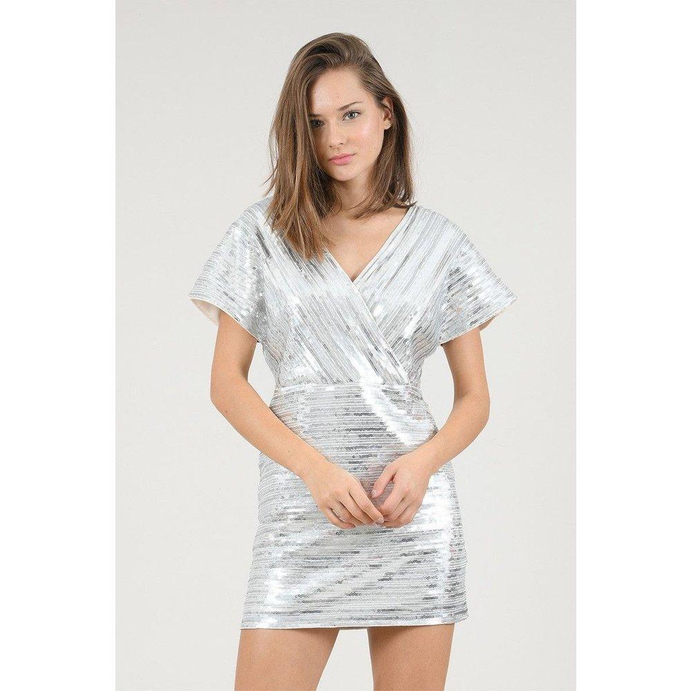 Mini robe sequin - MOLLY BRACKEN - Modalova