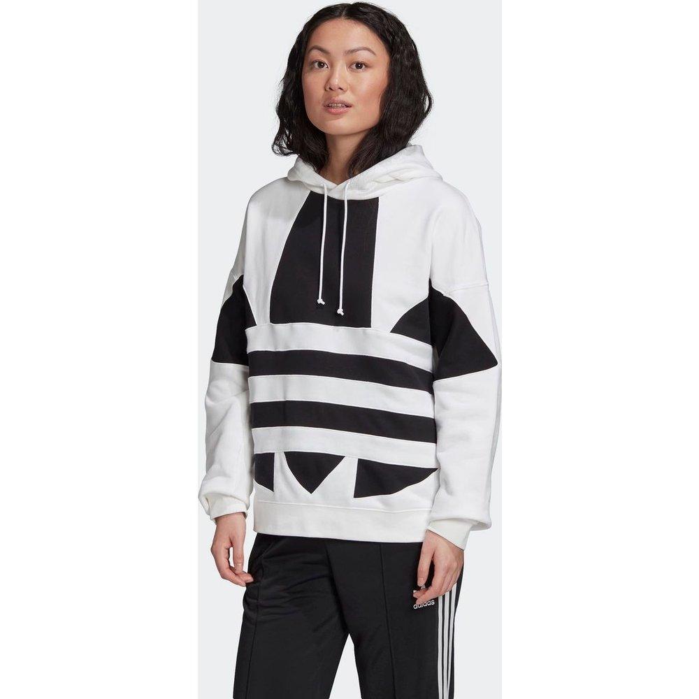 Sweat-shirt à capuche Large Logo - adidas Originals - Modalova