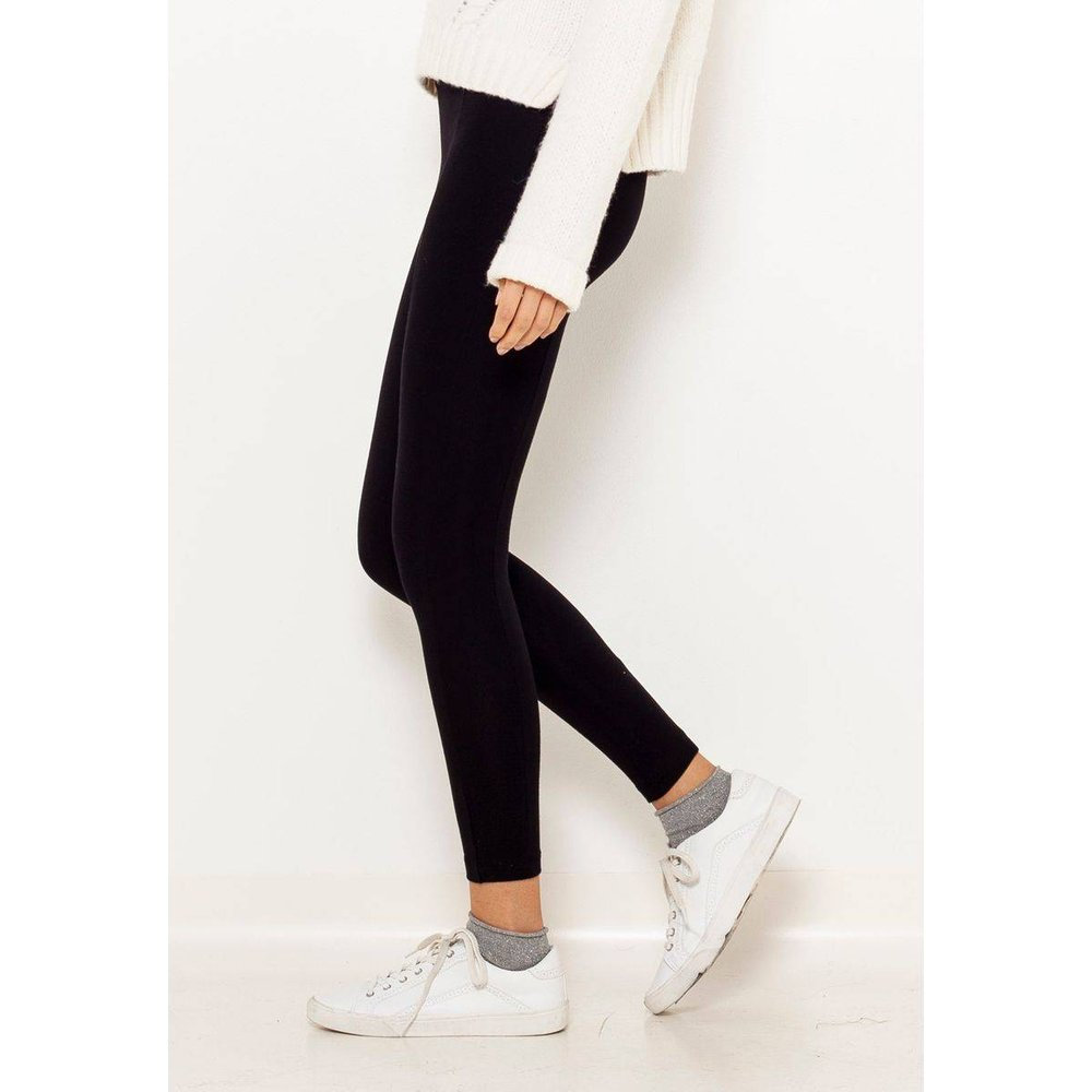 Legging élastique - CAMAIEU - Modalova