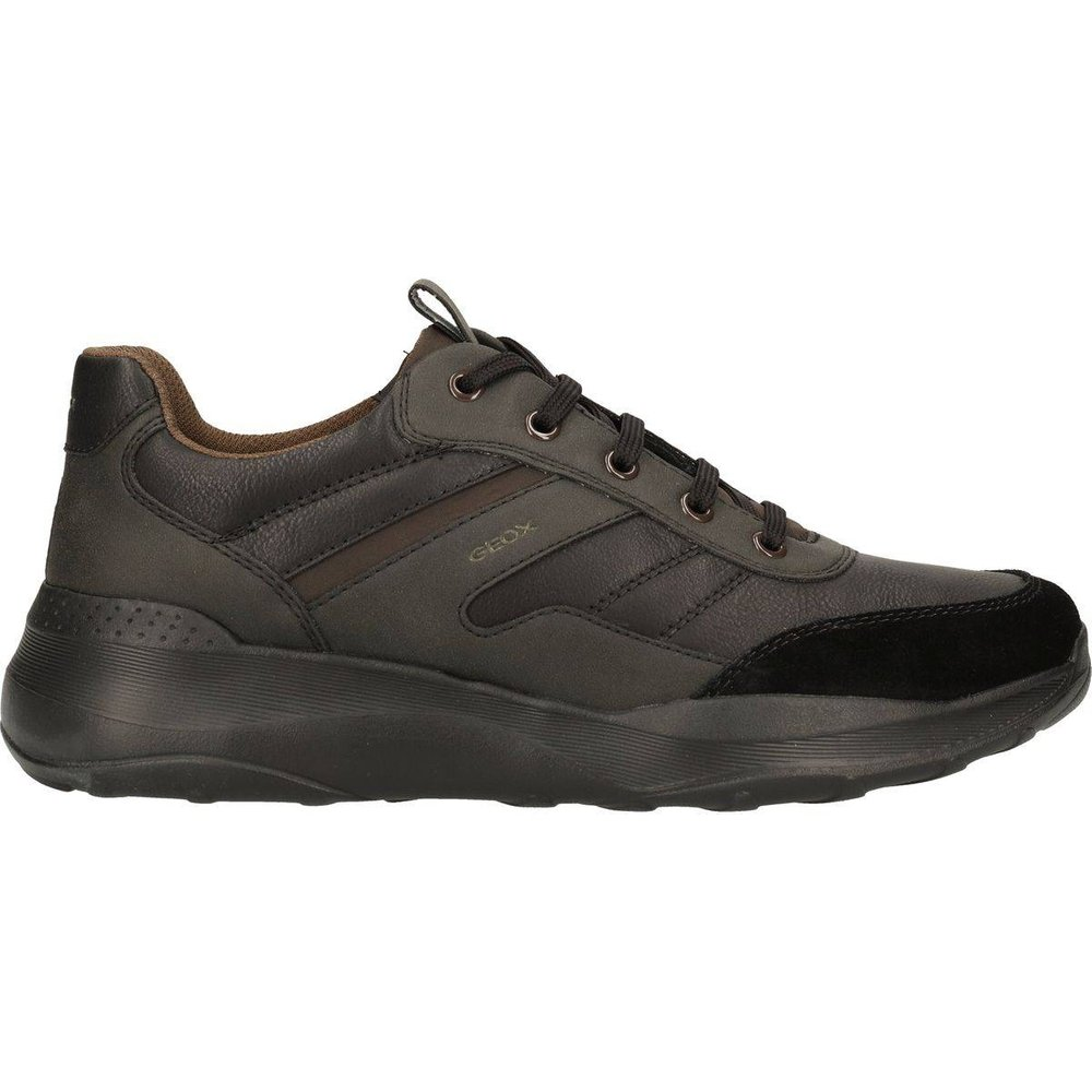 Sneaker Imitation cuir/Nylon - Geox - Modalova