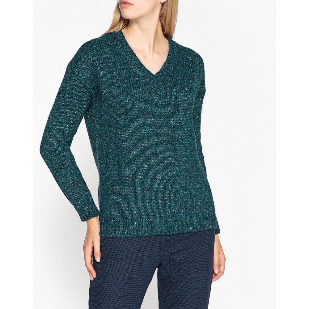 Pull oversize maille tricotée irisée CIARA - Gerard Darel - Modalova