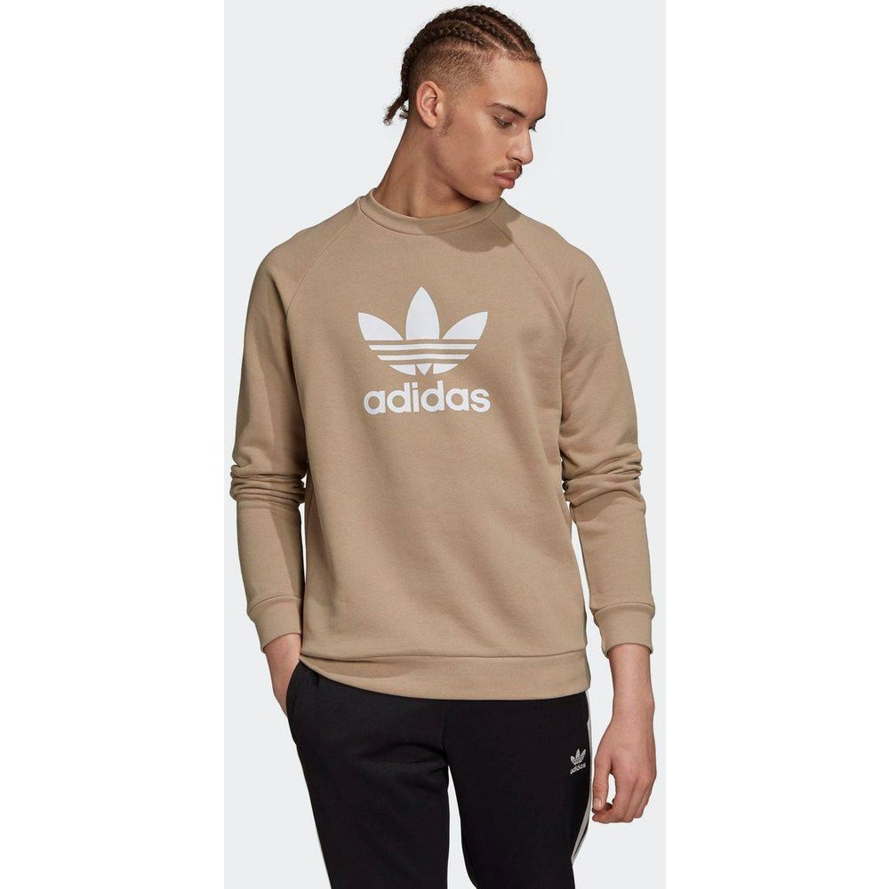 Sweat-shirt Trefoil Warm-Up Crew - adidas Originals - Modalova