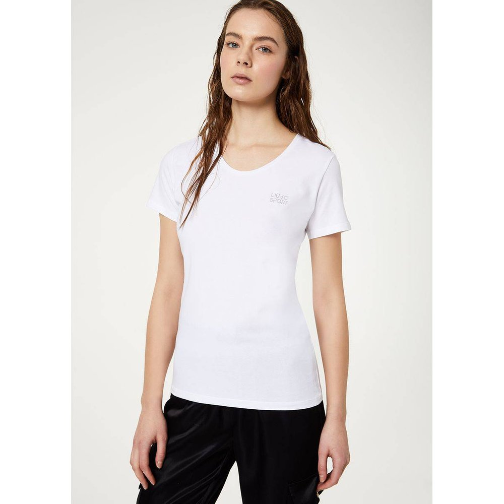 T-shirt à manches courtes - LIU JO - Modalova