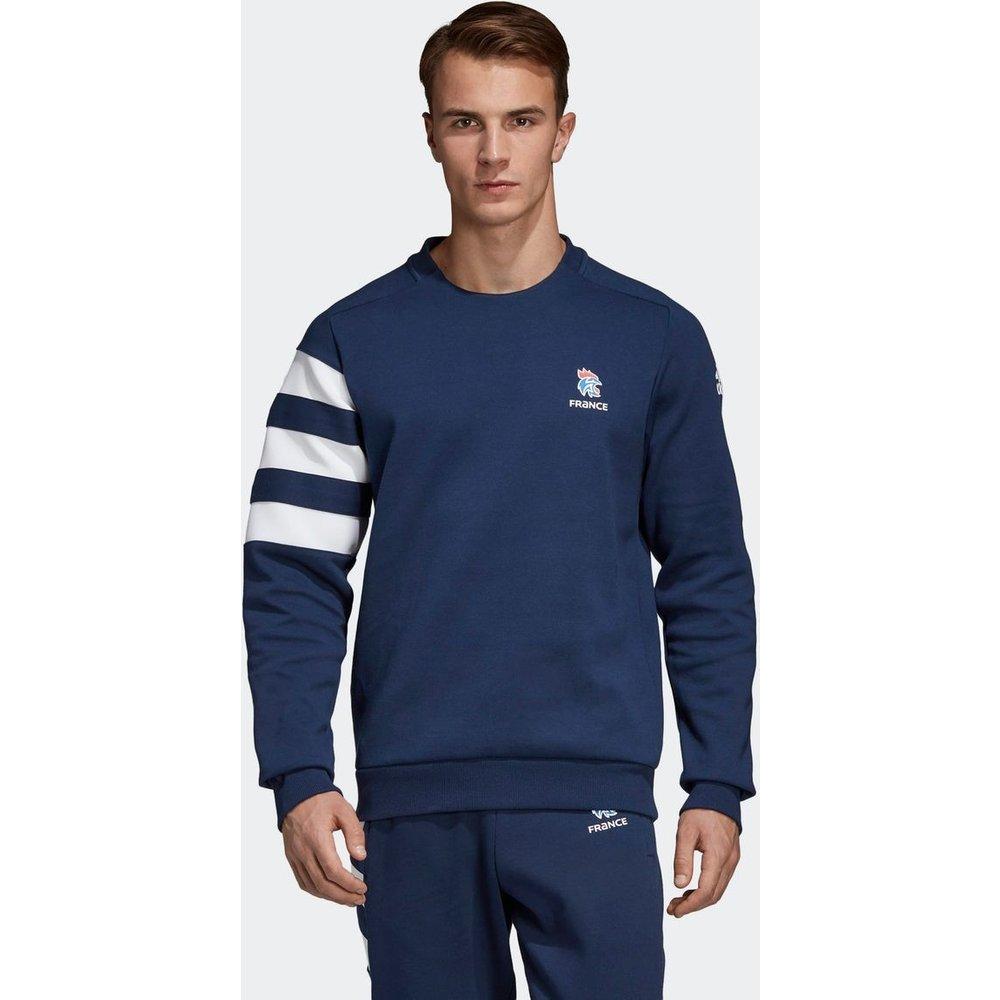 Sweat-shirt Fédération Française de Handball - adidas performance - Modalova