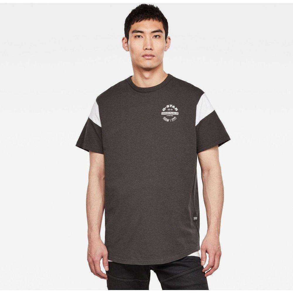 T-Shirt Col Rond Manches Courtes - G-Star Raw - Modalova