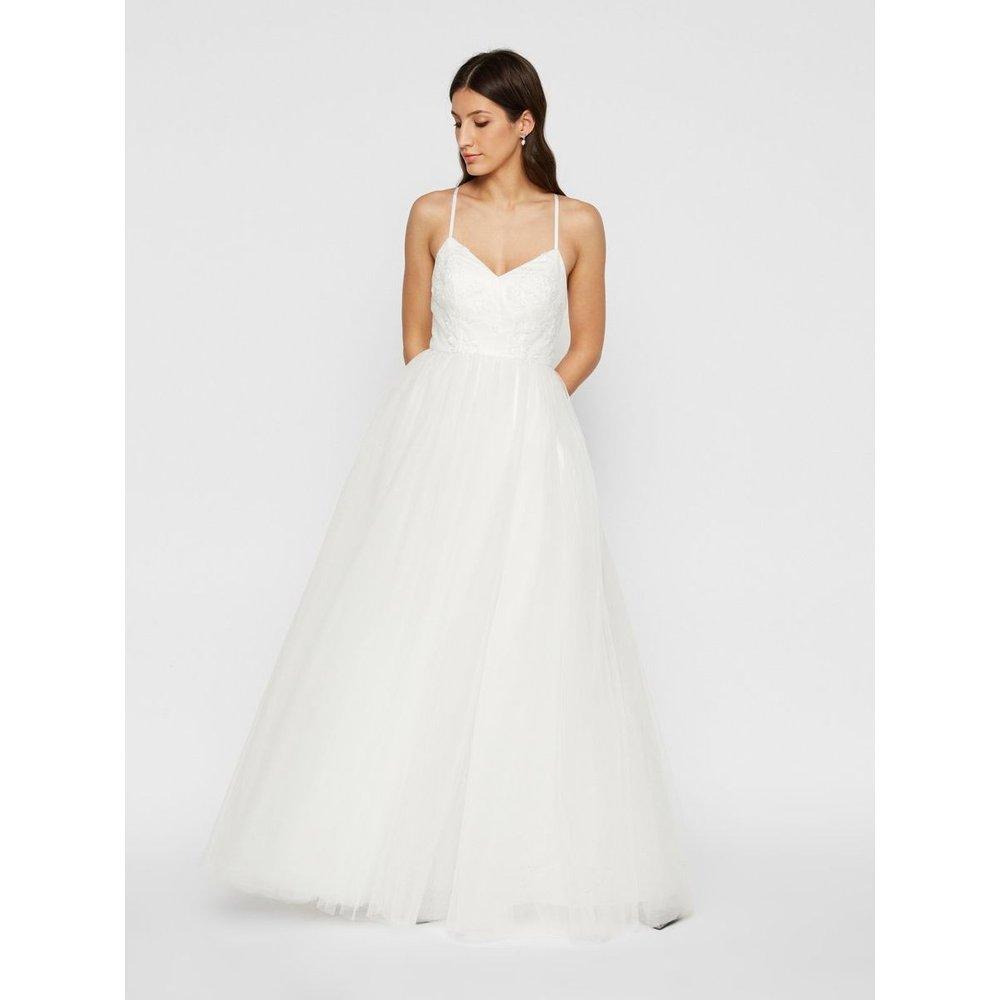 Robe de mariée Princesse tulle - YAS - Modalova