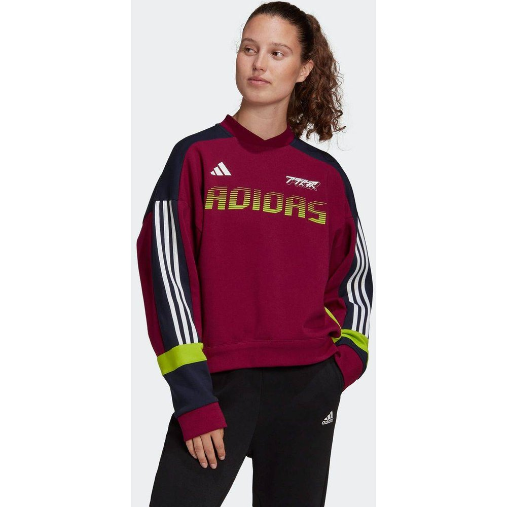Sweat-shirt Colorblock - adidas performance - Modalova