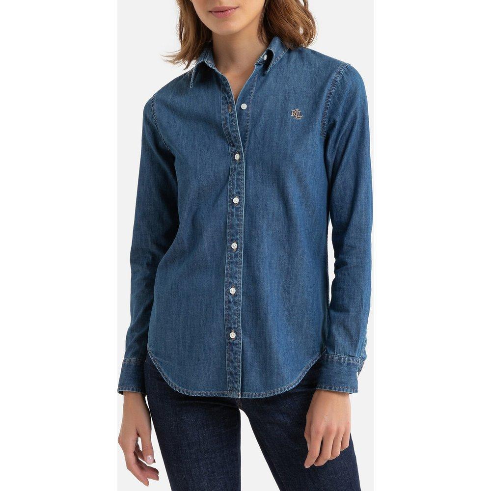 Chemise en jean, manches longues - Lauren Ralph Lauren - Modalova