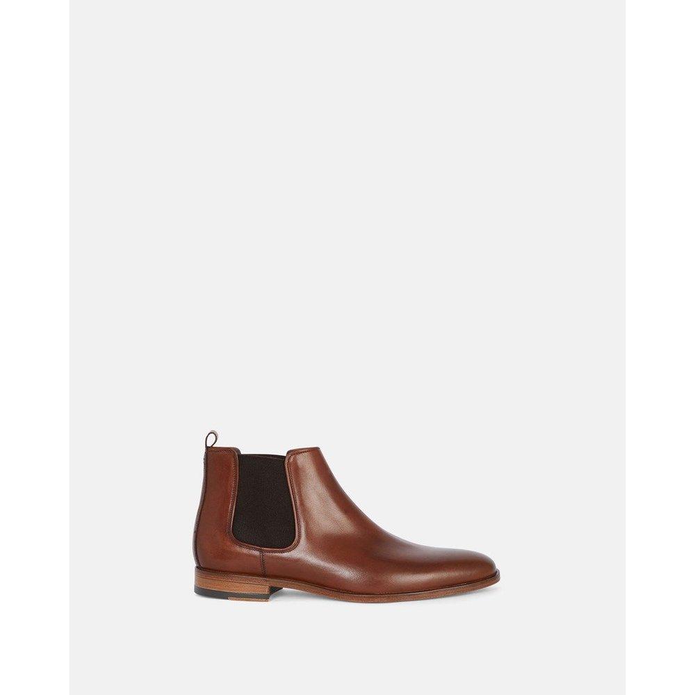 Boots cuir DJAEL - MINELLI - Modalova