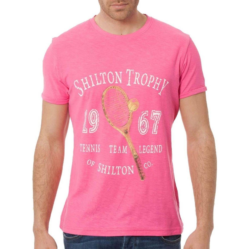 T-Shirt Tennis Legend - SHILTON - Modalova