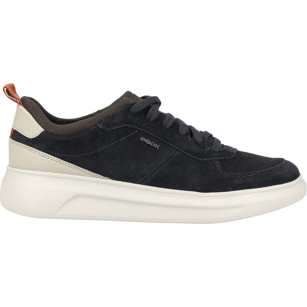 Sneaker Suède/Textile - Geox - Modalova