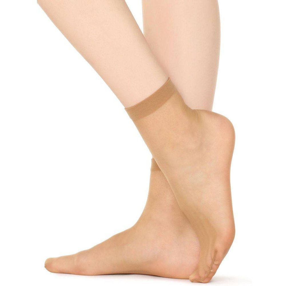 Chaussettes voile très fin 8 deniers - CALZEDONIA - Modalova