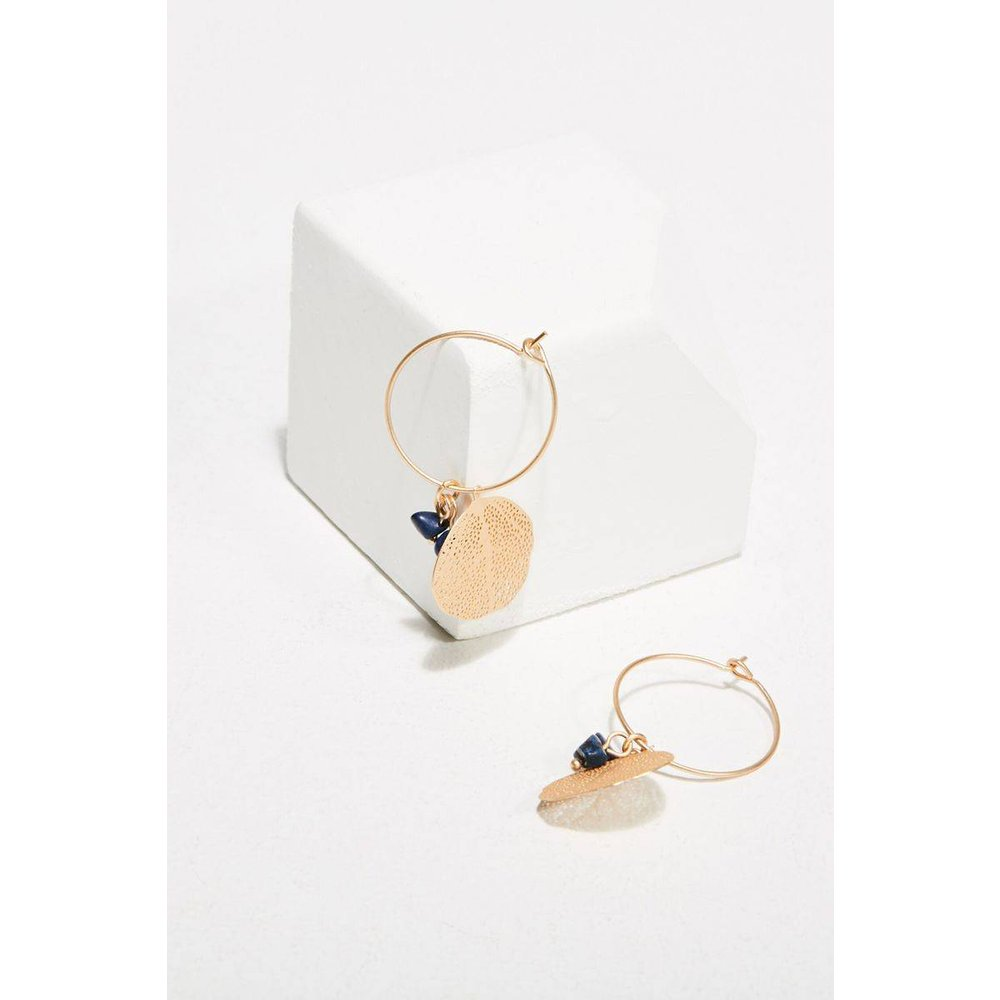 Boucles d'oreilles créoles - BONOBO - Modalova