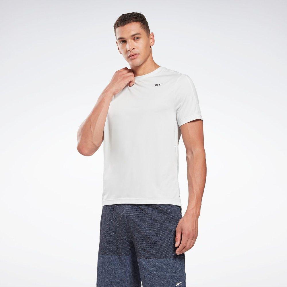 T-shirt perforé United By Fitness - REEBOK SPORT - Modalova