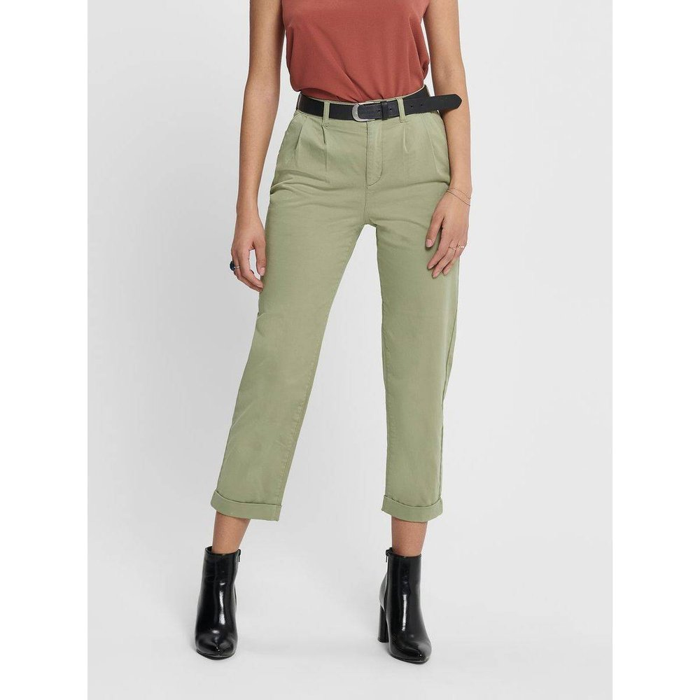 Chinos Taille haute - Only - Modalova