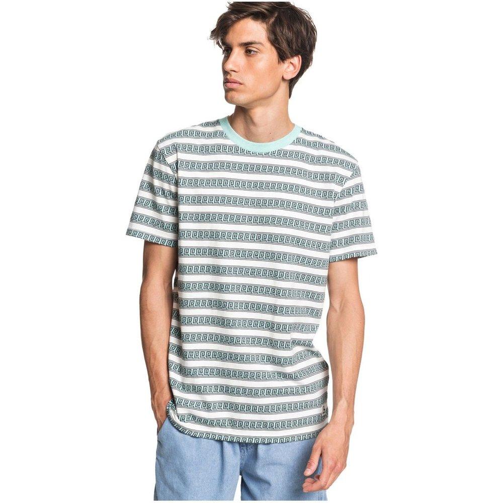 T-shirt manches courtes - Quiksilver - Modalova