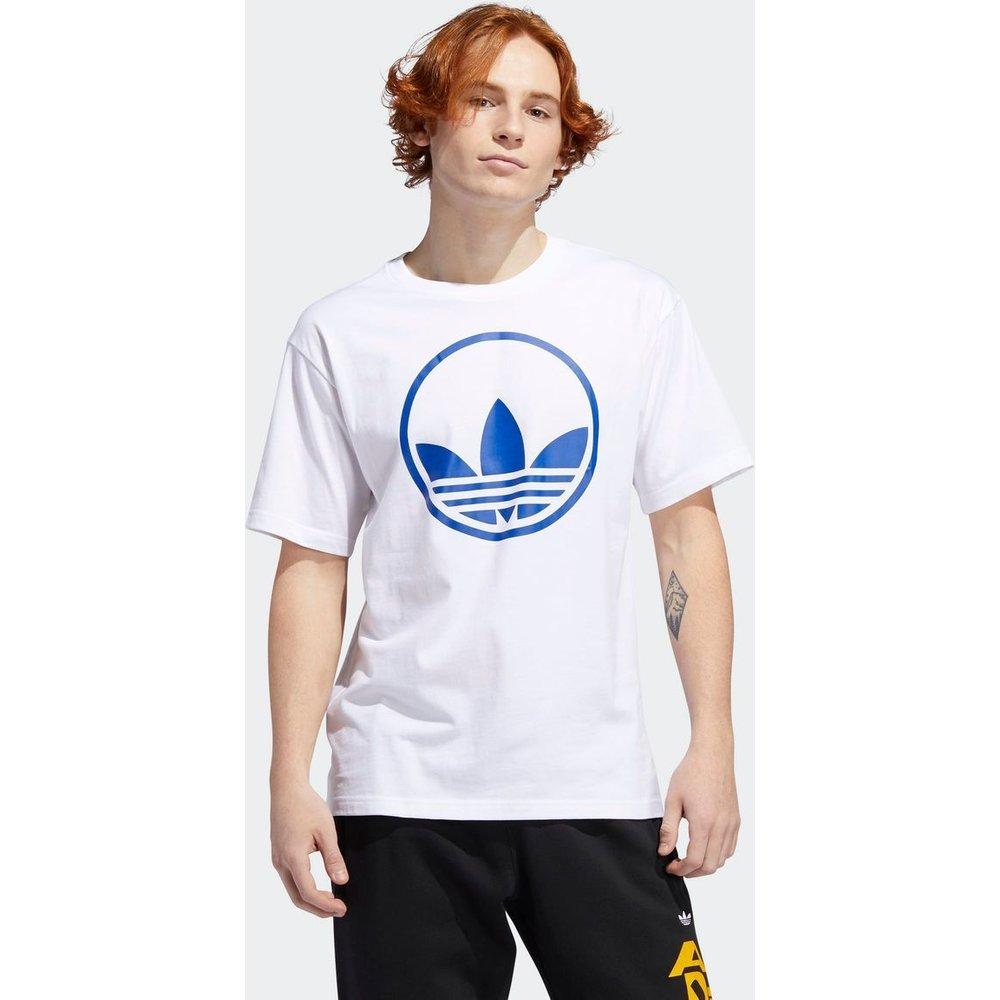 T-shirt Circle Trefoil Short Sleeve - adidas Originals - Modalova