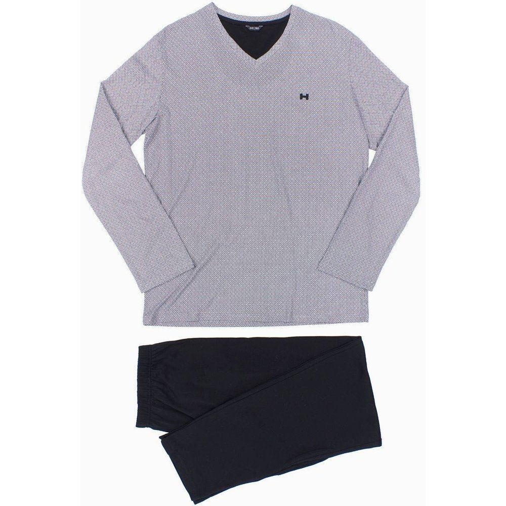 Pyjama long coton Cravat - HOM - Modalova