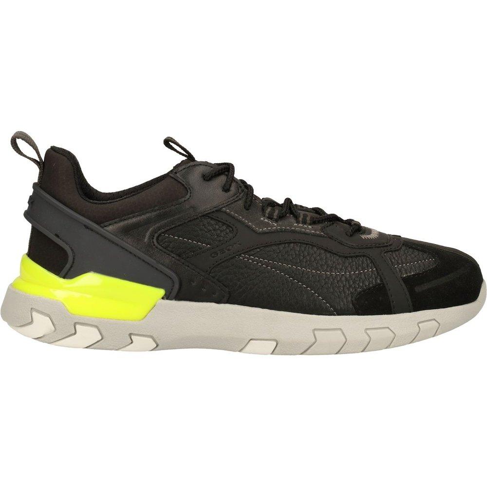 Sneaker Cuir/Textile - Geox - Modalova