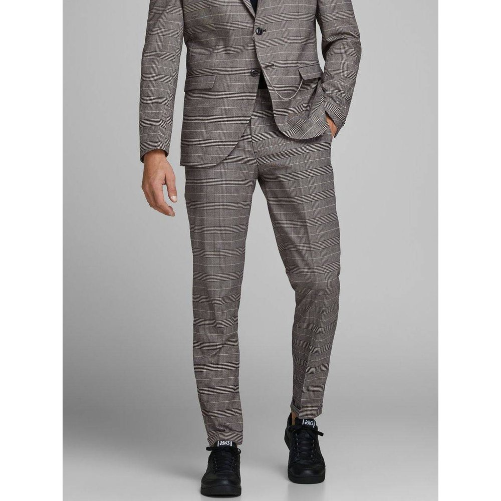 Pantalon de costume Carreaux - jack & jones - Modalova