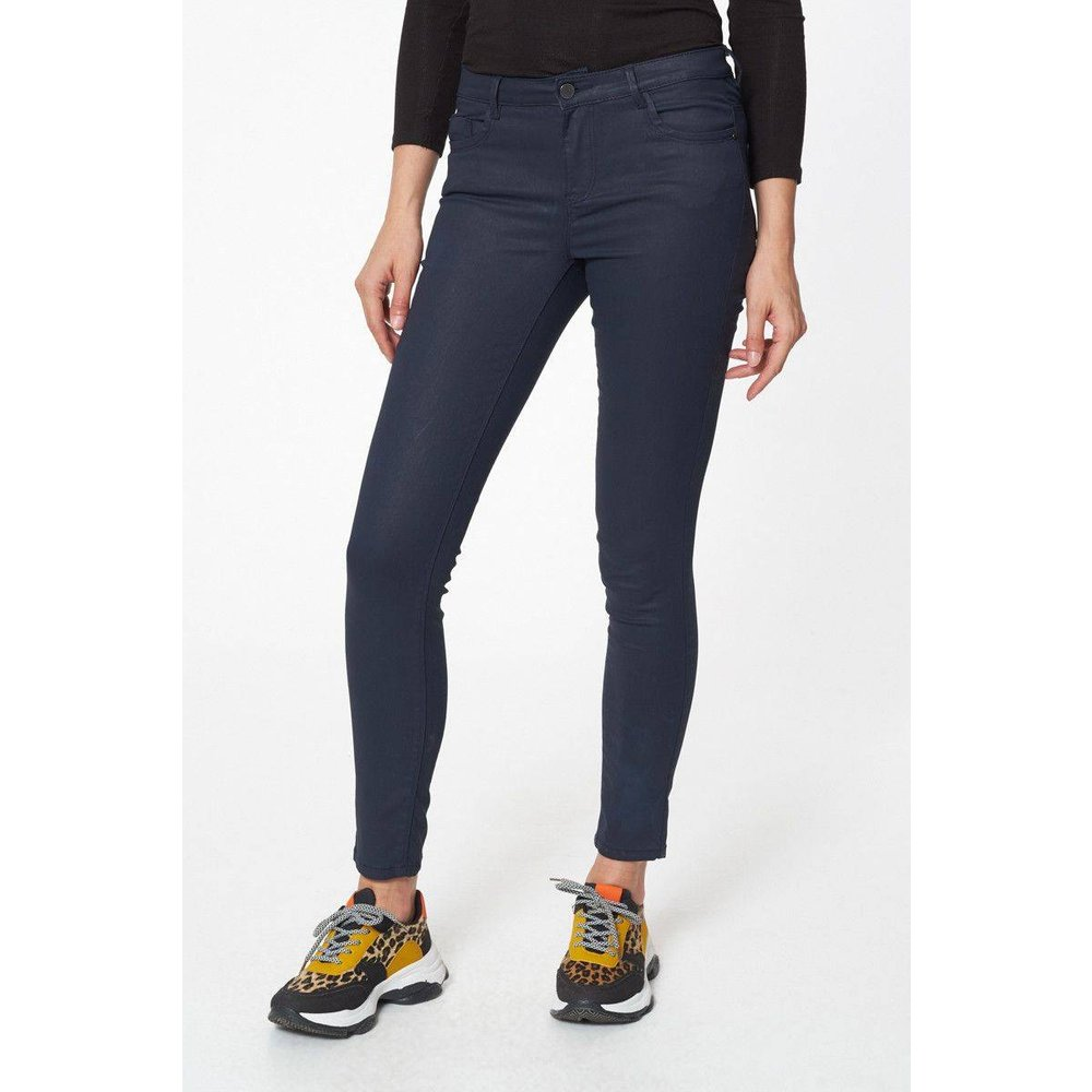Pantalon slim enduit - BEST MOUNTAIN - Modalova