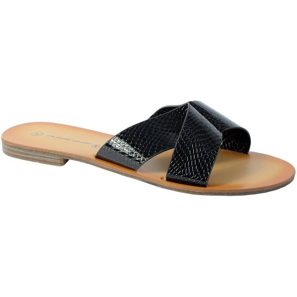 Sandale Mule JL3958 - THE DIVINE FACTORY - Modalova