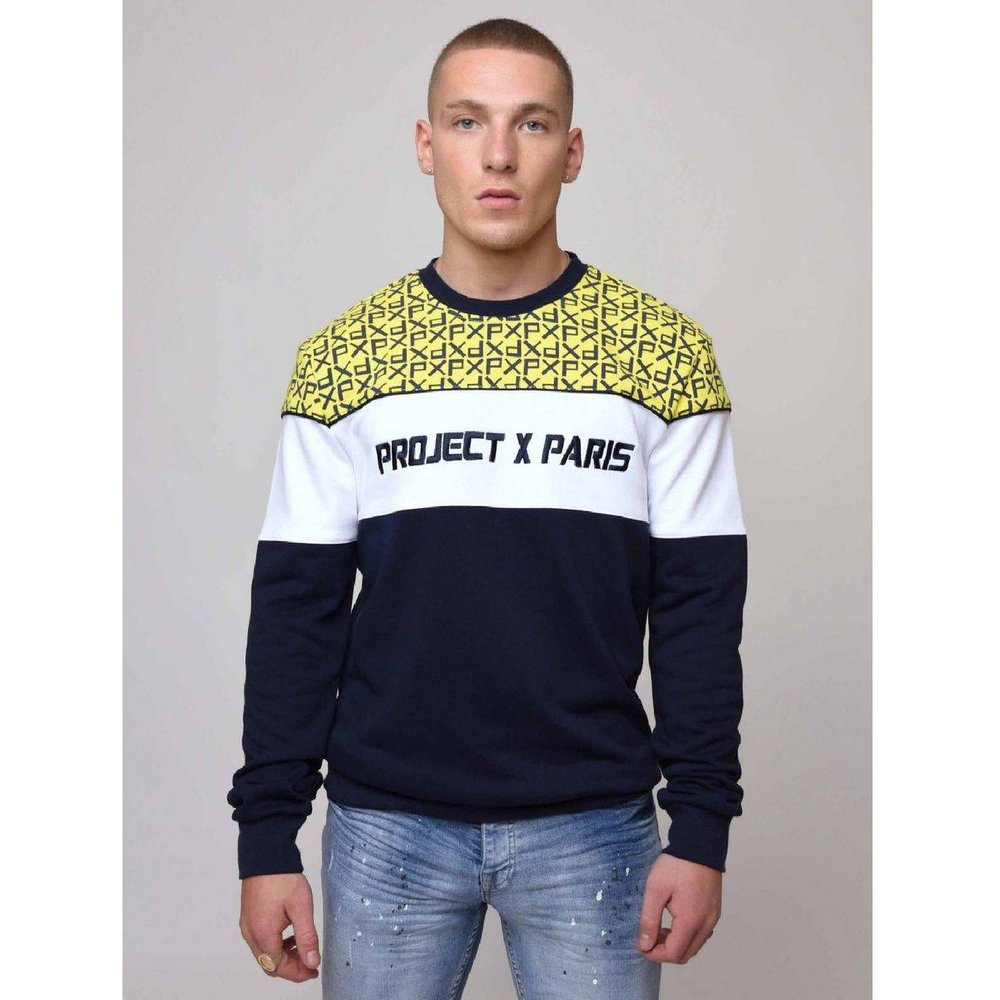 Sweat col rond - PROJECT X - Modalova