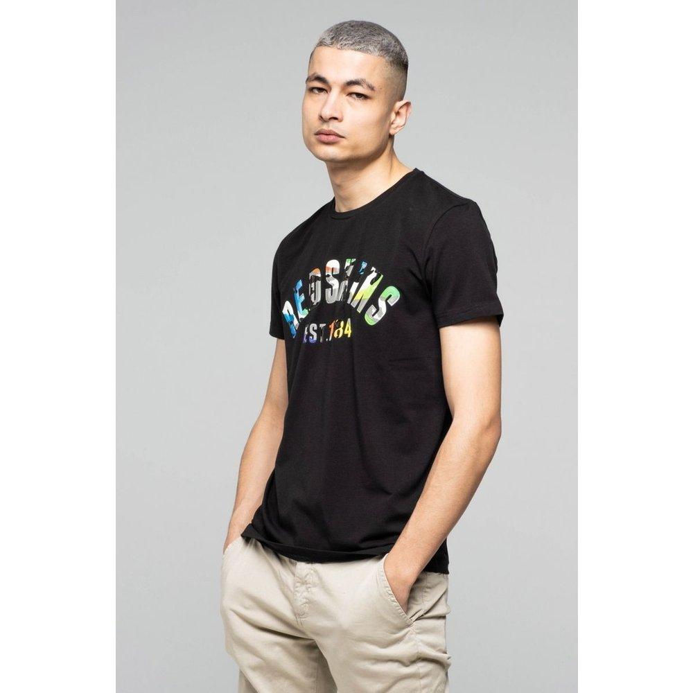 T-shirt col rond LAX CALDER - REDSKINS - Modalova
