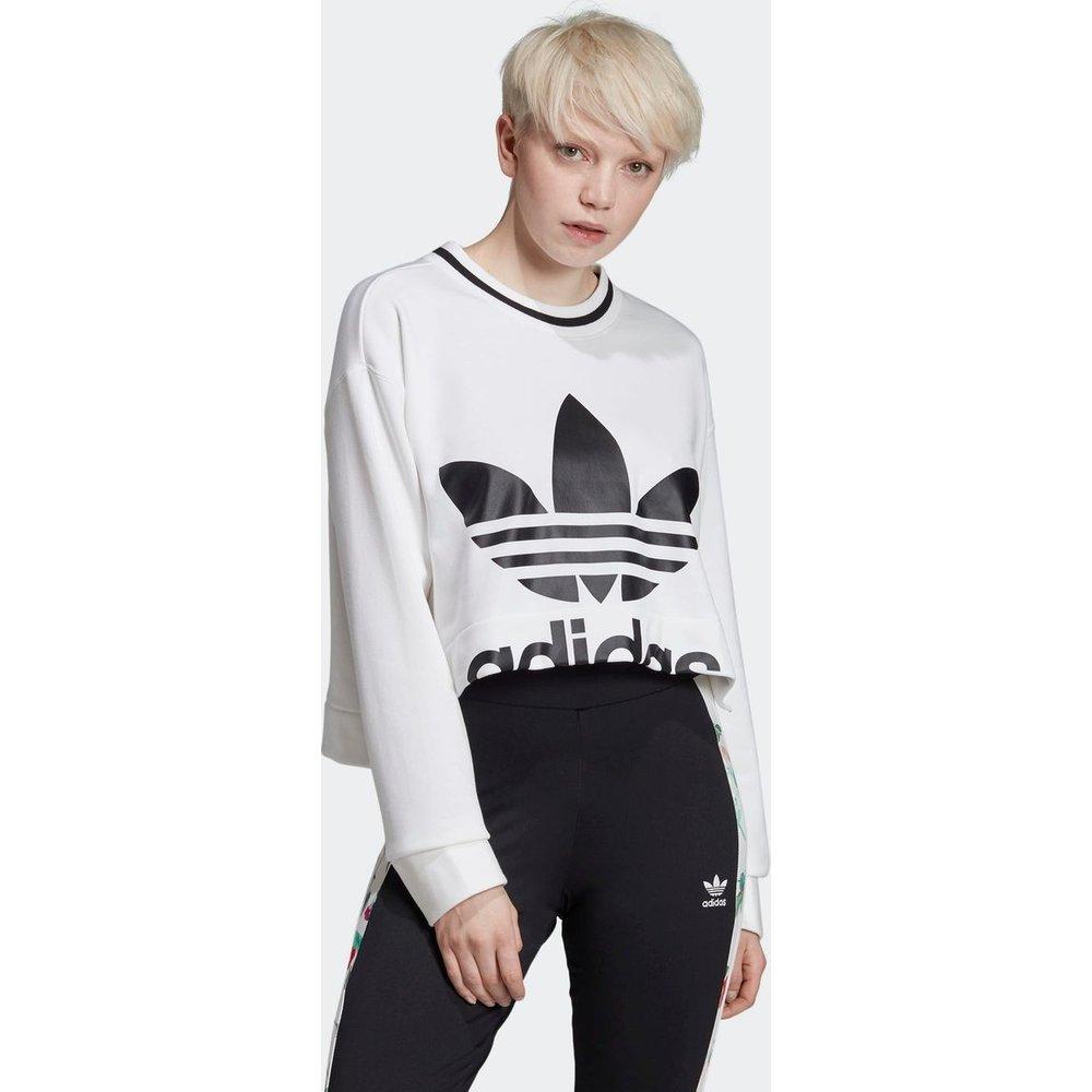 Sweat-shirt Cropped - adidas Originals - Modalova